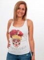 Top calavera