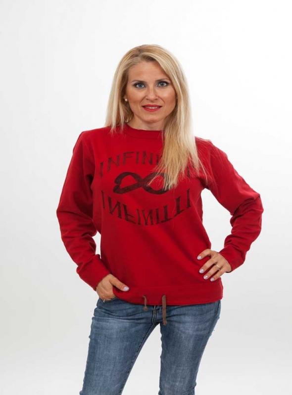 Sudadera Cool red