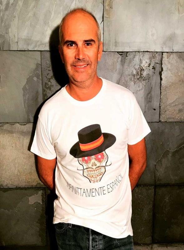 Camiseta España Hombre