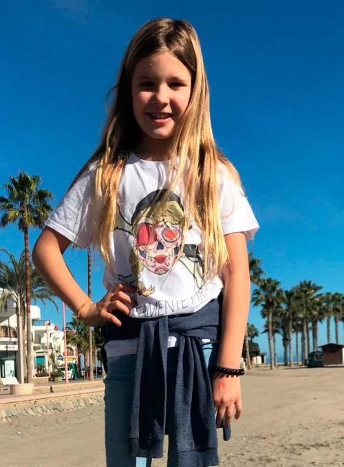 Camiseta Infinitamente Pirata Kids