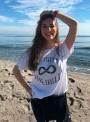 Camiseta Circle mujer