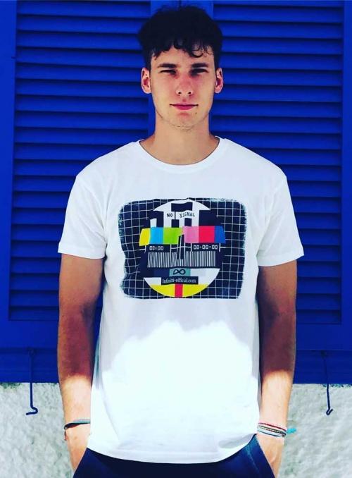 Camiseta No signal