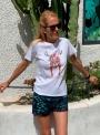 Camiseta Infinittamente Souix Mujer