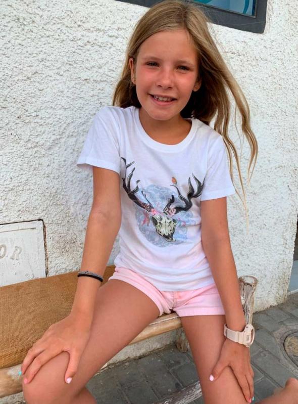 camisetaBúfalo Kids