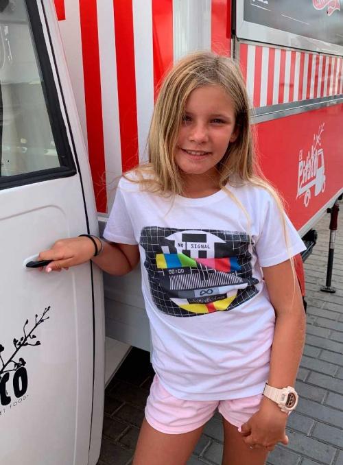 Camiseta kids No signal Infinitti