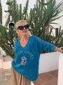 Camiseta Mujer Calavera