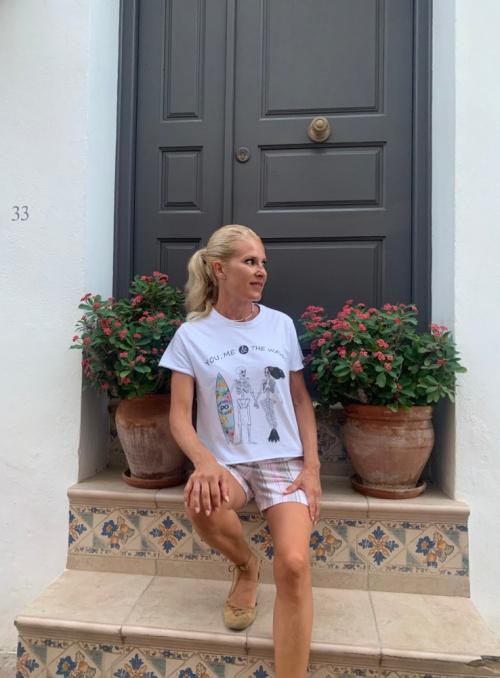 Camiseta Infinitti You & mE