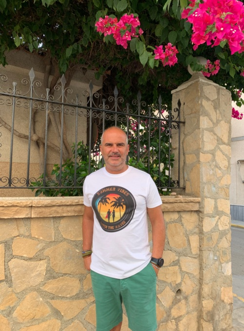 Camiseta Infinitti Chatch the Waves