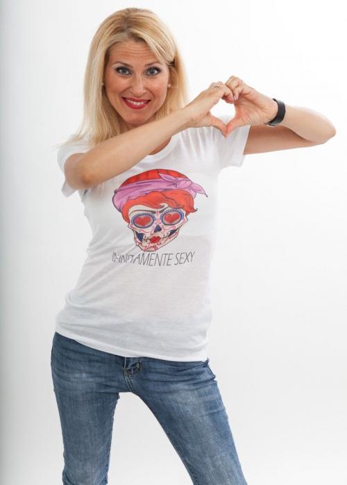 Camiseta mujer Infinittamente Sexy